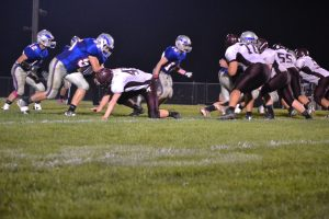Varsity Football vs. Mount Vernon