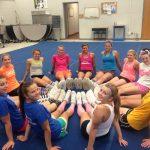 Summer Cheer Competition Under Way