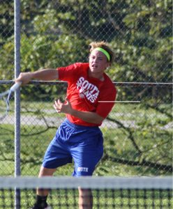 Boys Tennis vs. Turkey Run