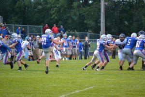 Varsity Football vs North Putnam