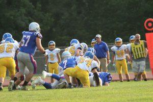 Varsity Football vs Brown County 8/28/15