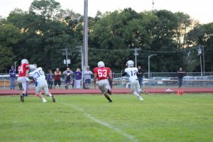 Varsity Football vs Greencastle 9/11/15