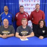 Grady McHugh signs with Wooster!