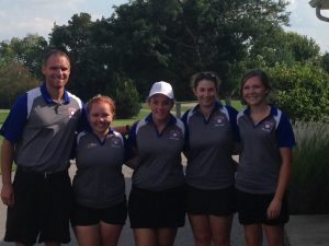 Girls' Golf WIC