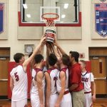 Boys' Basketball Wins over Greencastle