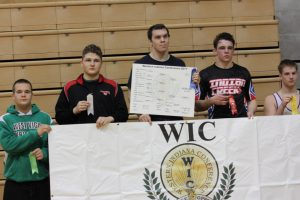 2017 Wrestling WIC Champion