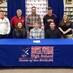 Dylan Wood signs with Campbellsville!
