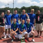 VanSickle, Arnold and Pistelli Lead Eagles to Team Victory in Viking Invitational