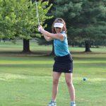 South Putnam High School Girls Varsity Golf finishes 3rd place