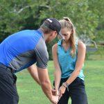 Varsity Golf falls to Cascade High School 199-233