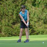 Girls Varsity Golf falls to Terre Haute South 163-212