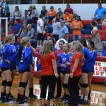 Volleyball Teams Fall to Owen Valley