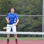 Boys' Tennis Takes Down Crawfordsville 3-2