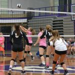 Lady Eagles Fall to Greencastle