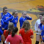 Volleyball Loses to Northview