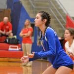 Volleyball Wins against Cascade
