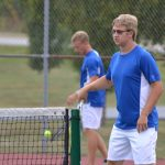 Regional Tennis: South falls to Crawfordsville 2-3, #1 Doubles Advance in Individual Tournament