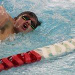 Swim Teams Split with Brebeuf