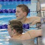 Eagle Swimmers Wrap Up Regular Season