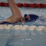 Girls' Swim Team Wraps up Season at Sectional