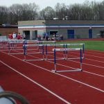Boys' Track Wins Again Over Tri-West
