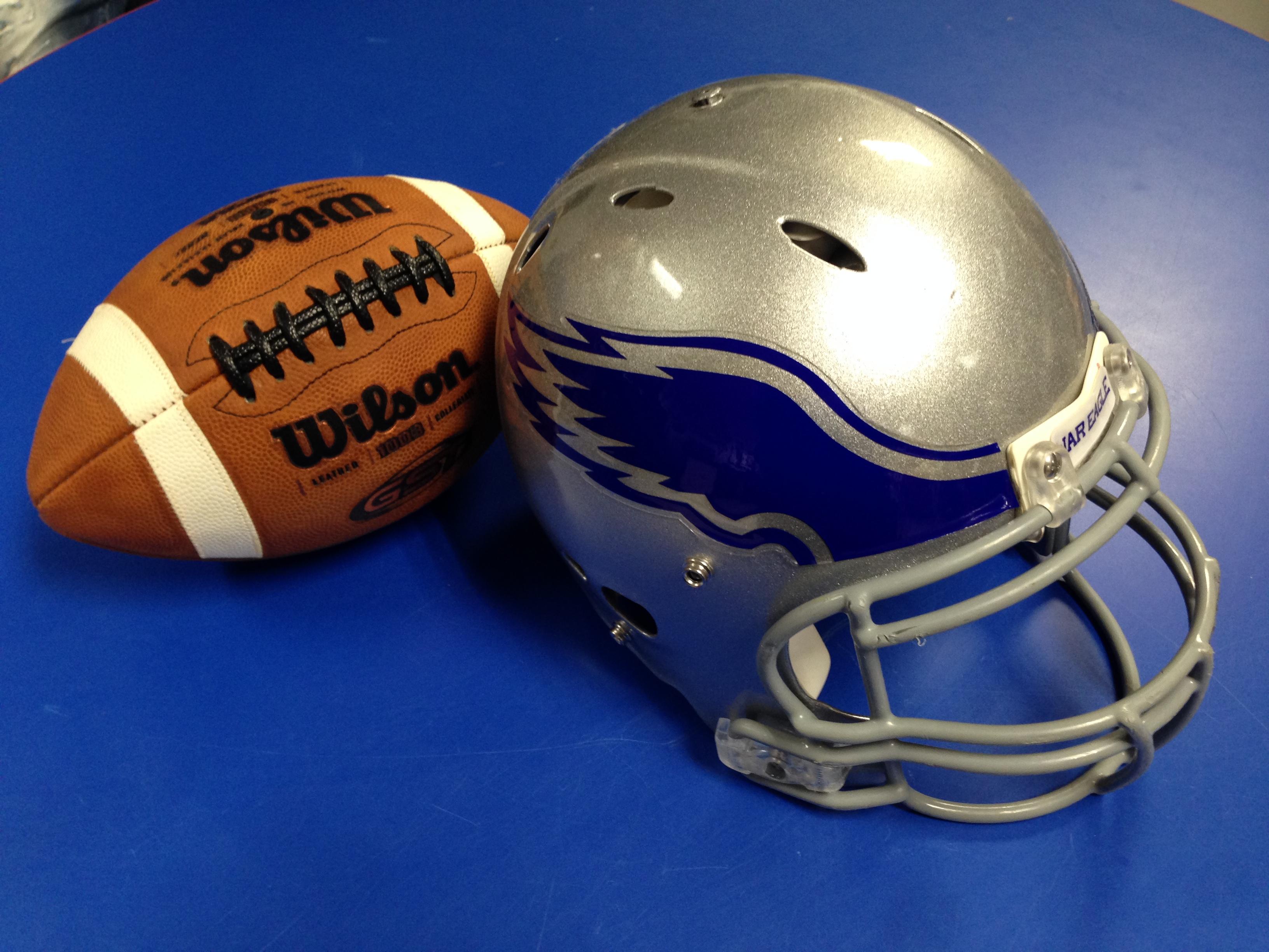 Varsity Football falls to Edgewood 40 – 6