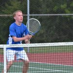 Tennis Wins Over Speedway, 5-0