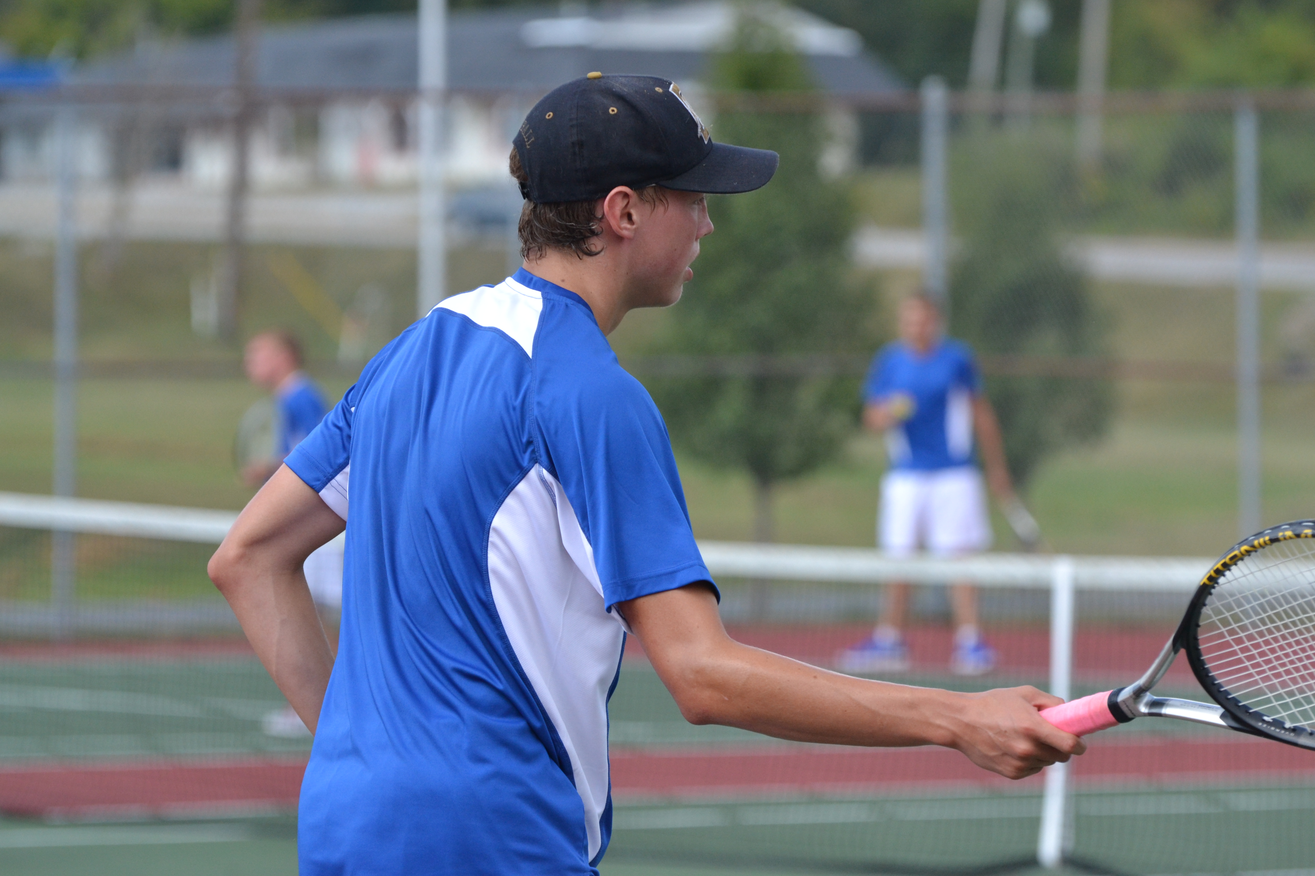 Tennis Wins Again on the Road