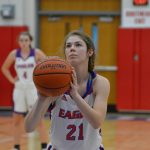 Girls Varsity Basketball beats South Vermillion 46 – 44