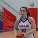 Girls Varsity Basketball falls to North Putnam 32 – 31
