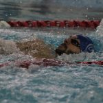 Swim Teams Win over Brebeuf