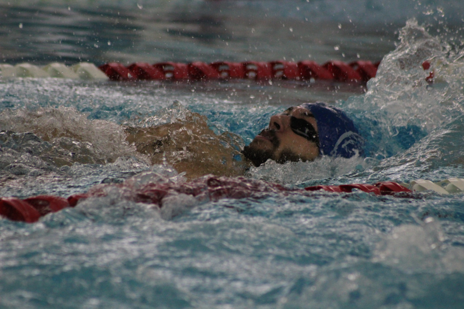 Boys Swim Team Finishes 5th in Sectional