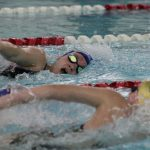 Records Fall at WIC Swim & Dive Championships