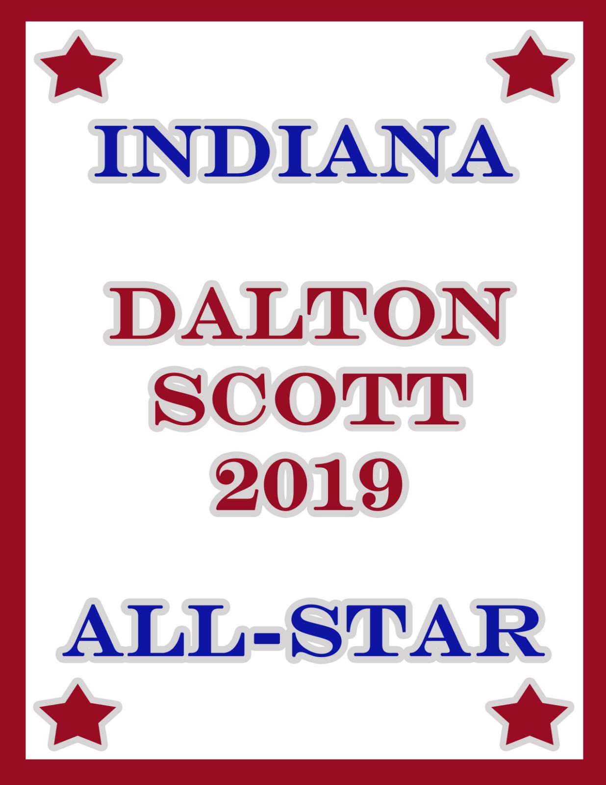 Indiana All-Star:  Dalton Scott