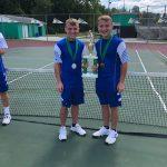 Boys' Tennis Wins West Vigo Invitational