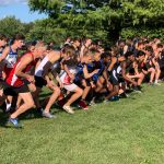 Varsity XC Competes at Bishop Chatard Invitational
