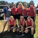 Girls Varsity Golf is Victorious to Clay City 445 – 462 in 18 Hole Match