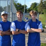 Boys Tennis Beats Edgewood 4 – 1 in Final Regular Season Match