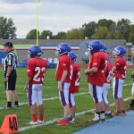 Middle School Football Loses Close One to Owen Valley