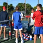 Boys' Tennis Closes out Season at Northview Sectional