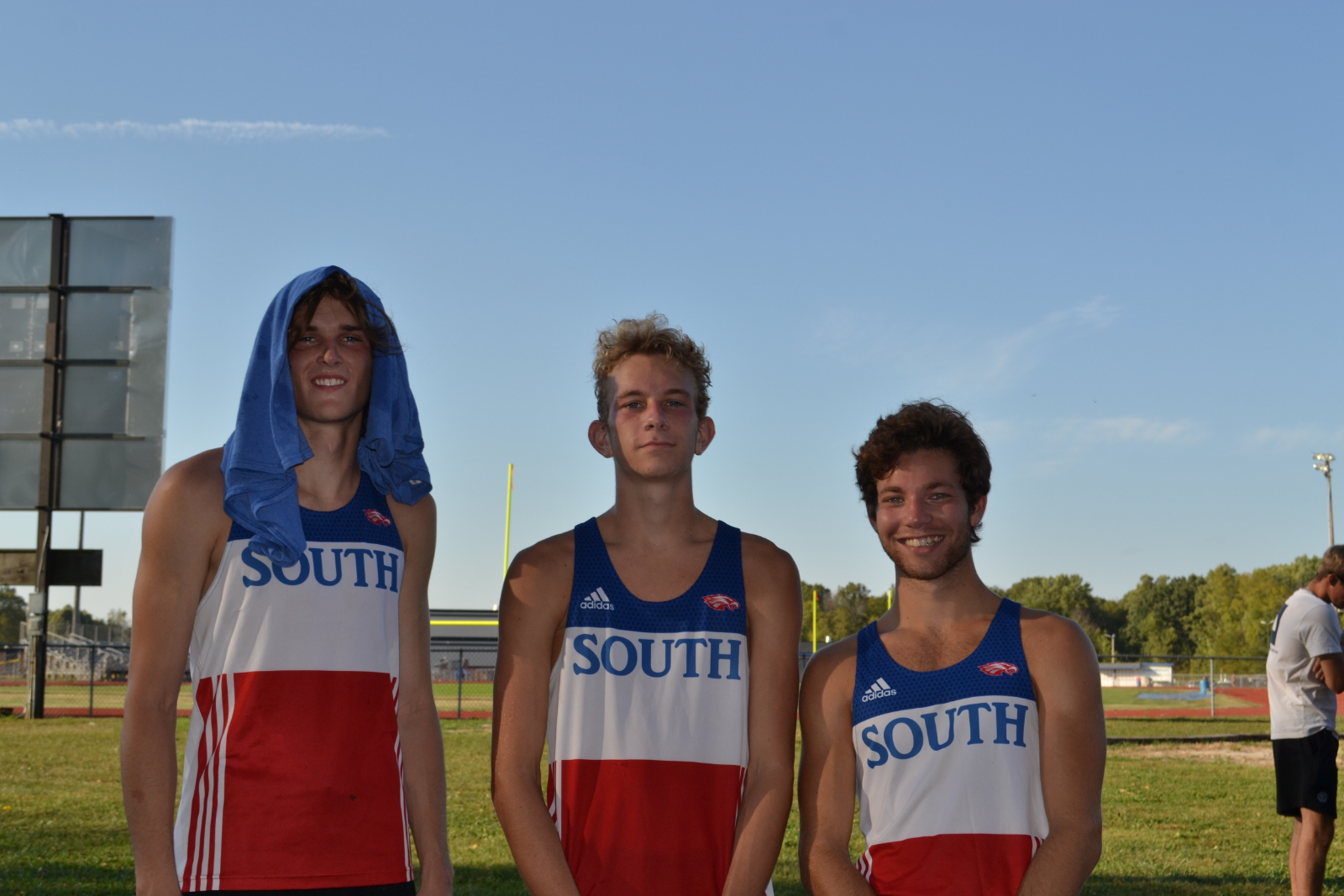 Four SP Runners Advance to Regionals from Brownsburg Sectional