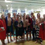 Eagle Boys Win County Swim & Dive Championship