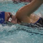 Swim Teams Fall to Brebeuf