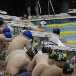 Swimmers Finish with Lifetime Bests, Haywood Advances to Diving Regional