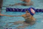 Swimmers Compete in First Meet of the Season