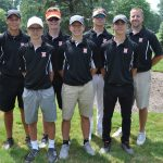Boys Golf wins on the road