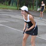 Tennis victory!
