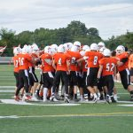 Football Wins v Lutheran West