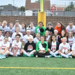 Girls Soccer Tournament at Lakewood