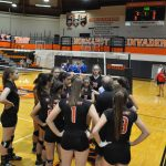Volleyball advances